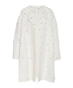 Dice Kayek | Boxy Embellished Coat
