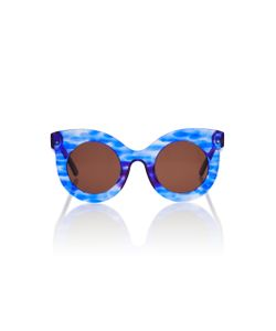 Andy Wolf Eyewear | Millicent Round-Frame Sunglasses