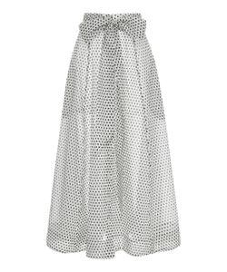 Lisa Marie Fernandez | Polka-Dot Cotton Skirt