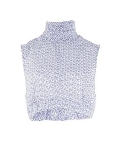 Emilia Wickstead | The Nessa High Ruched Neck Top