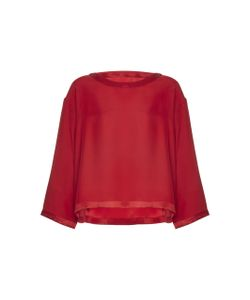 Alexis Mabille | Three Quarter Sleeve Blouse