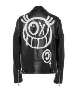Bally | Mo Exclusive Andre Saraiva Mens Motorcycle Jacket