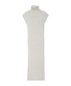 Allude   Turtleneck Midi Dress