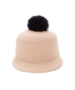 Eugenia Kim | Loulou Pompom-Embellished Woven Hat