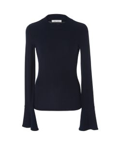 Getting Back To Square One   Ribbed Jersey Top