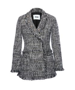 MSGM | Tweed Jacket