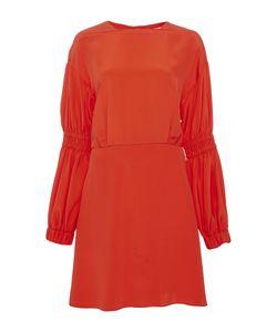 Tibi | Short Balloon Sleeve Dress