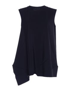 Paskal | Sleeveless Asymmetrical Top