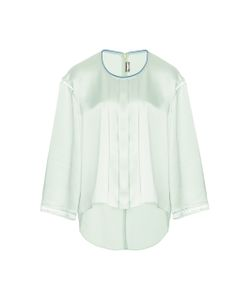 Alexis Mabille | Pleated Cropped Blouse