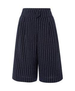 Cacharel | Pinstripe Bermuda Shorts