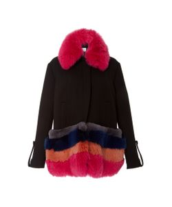 Tanya Taylor | Poppy Fur Collar Coat