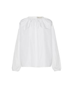 Maison Rabih Kayrouz | Gathered Long Sleeve Blouse