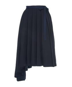 Dice Kayek | Apron Asymmetrical Skirt