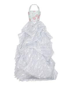 Christian Siriano | Jacquard Fringe Gown