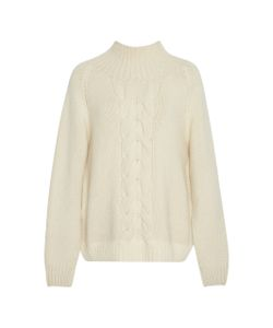 Vilshenko | Cable-Knit Wool And Cashmere Sweater