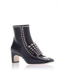 Sergio Rossi | Sr1 Studded Ankle Boot