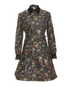 Alexis Mabille | Long Sleeve A Line Dress
