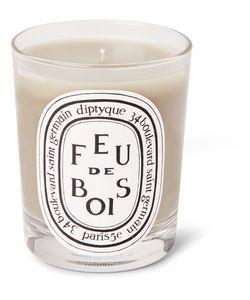 Diptyque | Feu De Bois Scented Candle 190g Neutrals