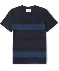 Folk | Slim-Fit Striped Cotton-Jersey T-Shirt