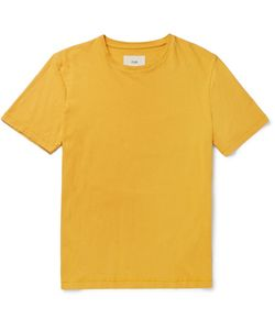 Folk | Brushed Cotton-Jersey T-Shirt