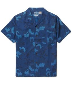 Blue Blue Japan | Printed Voile Shirt