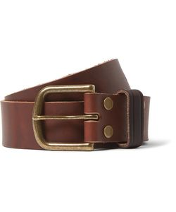 JEAN SHOP | Jean Hop 4cm Leather Belt