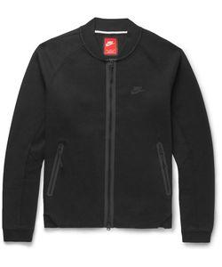 Nike   Cotton-Blend Tech Fleece Varity Jacket