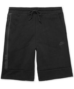 Nike   Cotton-Blend Tech Fleece Hort