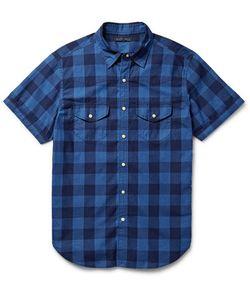 Alex Mill | Buffalo-Checked Cotton Shirt