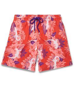 Vilebrequin | Oorea Id-Length Printed Swi Shorts