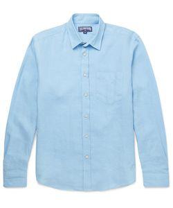 Vilebrequin | Sli-Fit Linen Shirt