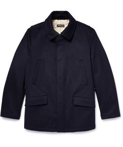 Loro Piana | Stor Systereg Cashere Jacket Idnight Blue