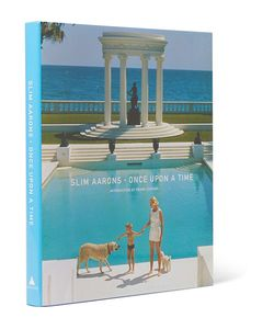 Abrams | Slim Aarons Once Upon A Time Hardcover Book