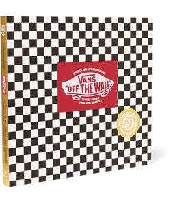 Abrams | Vans Off The Wall 50th Anniversary Edition Hardcover Book
