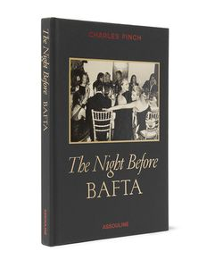 Assouline | The Night Before Bafta Hardcover Book