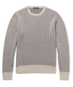 Alex Mill | Intarsia Cashmere Sweater