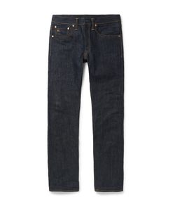 Rrl   Slim-Fit Selvedge Denim Jeans