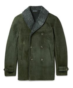 Richard James | Richard Jame Double-Breated Hearling Coat