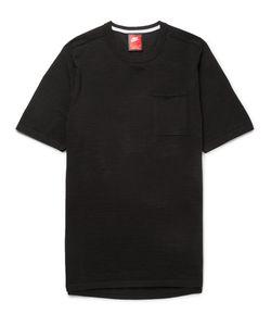 Nike   Tech Knit T-Shirt Back