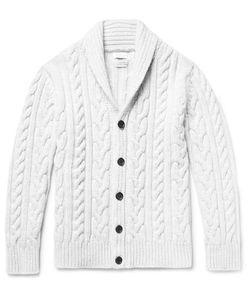 Richard James | Richard Jame Cable-Knit Wool Cardigan