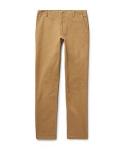 Richard James | Cotton-Twill Trousers