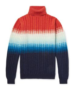 Richard James | Richard Jaes Dégradé Wool Rollneck Sweater