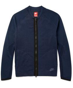 Nike   Tech Knit Bomber Jacket Torm Blue