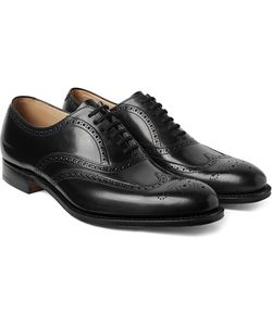 Church's | Berlin Leather Wingtip Brogues