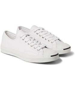 Converse | Jack Purcell Leather Sneakers