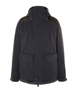 Moncler Grenoble | Horn Hooded Shell Down Ski Jacket