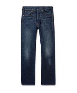 Levi's Vintage Clothing | 1947 501 Slim-Fit Selvedge Denim Jeans