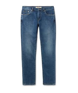 Burberry | Slim-Fit Stretch-Denim Jeans