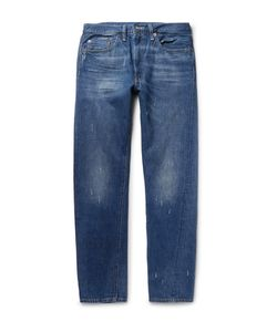 Levi's Vintage Clothing | 1954 501 Slim-Fit Selvedge Denim Jeans