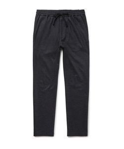 Barena | Cotton-Blend Piqué Drawstring Trousers